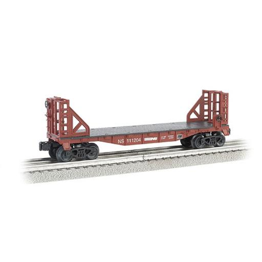 Bachmann Industries O Williams 40'' Bulkhead Flat, NS