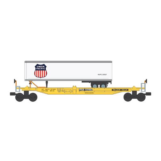 Bachmann Industries O Williams Front Runner w/Trailer, UP