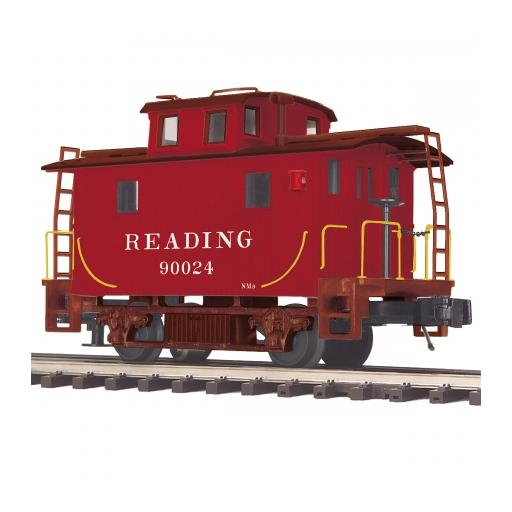 M.T.H. Electric Trains O Bobber Caboose, RDG #90024