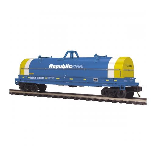 M.T.H. Electric Trains O Coil Car, Republic #180019