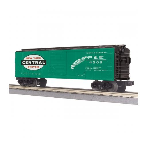 M.T.H. Electric Trains O-27 Box, Peoria & Eastern #4502