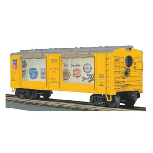 M.T.H. Electric Trains O-27 Operating Action Car, UP