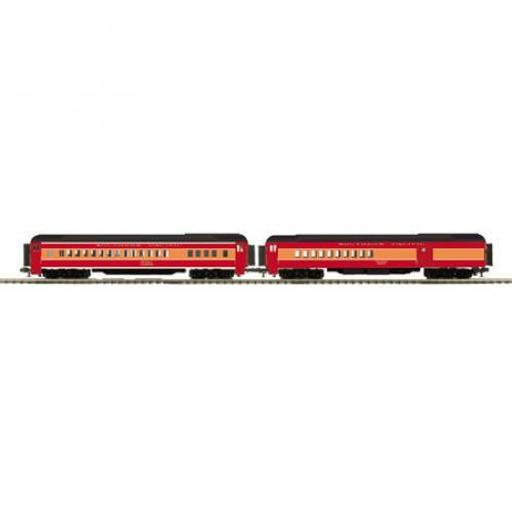 M.T.H. Electric Trains O 70'' Madison Comb/Diner, SP #1034
