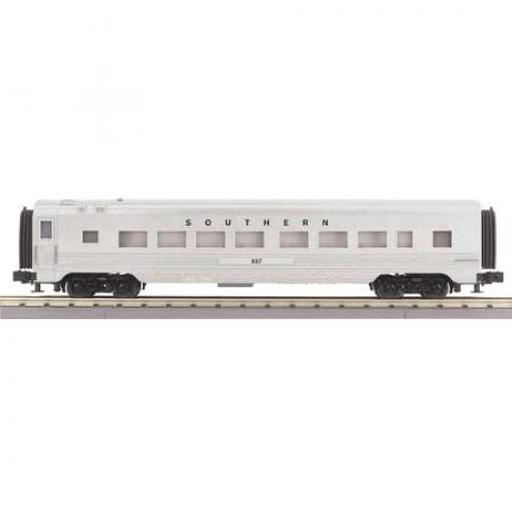 M.T.H. Electric Trains O-27 60'' Streamline Coach, SOU