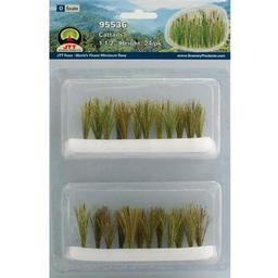 "Click here to learn more about the JTT Scenery Products O Cattails, 1.5"" tall (24)."