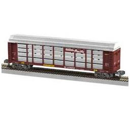 Click here to learn more about the Lionel S AF Autoracks, SP #576266.