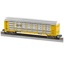 Click here to learn more about the Lionel S AF Autoracks, TTX #710860.