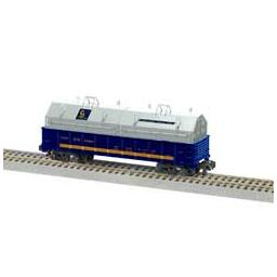 Click here to learn more about the Lionel S AF Gondola w/Coil Covers, C&O #82001.
