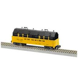 Click here to learn more about the Lionel S AF Gondola w/Coil Covers, DT&I #1344.