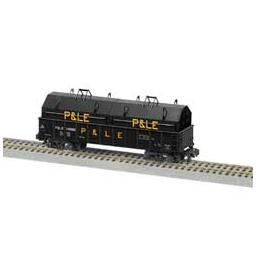 Click here to learn more about the Lionel S AF Gondola w/Coil Covers, P&LE #142085.