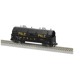 Click here to learn more about the Lionel S AF Gondola w/Coil Covers, P&LE #142231.