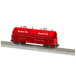 Click here to learn more about the Lionel S AF Gondola w/Coil Covers, SF #91913.