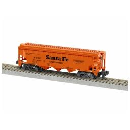 Click here to learn more about the Lionel S AF 3 Bay Covered Hopper, SF #101407.