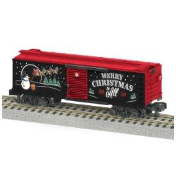 Click here to learn more about the Lionel S AF Box, Christmas/2019.
