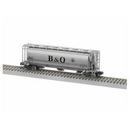 Click here to learn more about the Lionel S AF Cylindrical Hopper, B&O #836037.