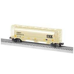 Click here to learn more about the Lionel S AF Cylindrical Hopper, CSX #225370.