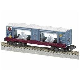 Click here to learn more about the Lionel S AF Mint Car, Polar Express.