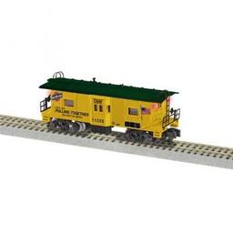 Click here to learn more about the Lionel S AF Bay Window Caboose, C&NW #11225.