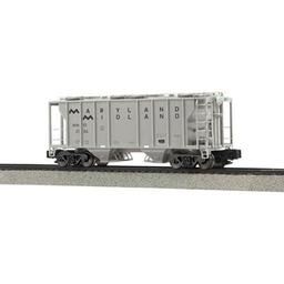 Click here to learn more about the M.T.H. Electric Trains S PS-2 Hopper, MMID #5186.